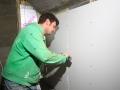 plaster-boarding