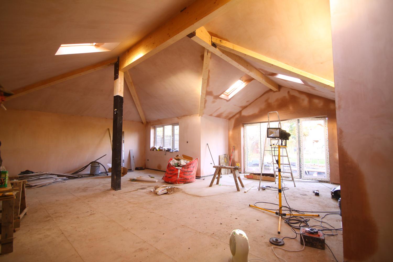 plastered-ceiling